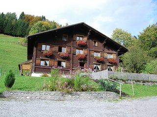 Decorated Apartment in Sonntag Vorarlberg with Garden
