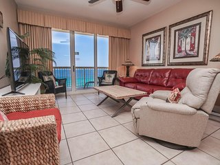 Calypso Beach Resort 904E | Walk to Pier Park | Beachfront Condo