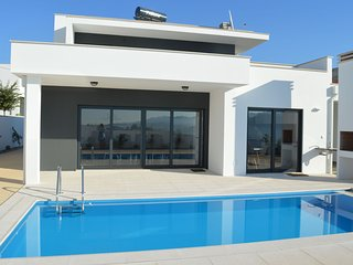 Modern villa with private swimming pool in peaceful location near well-known Naz