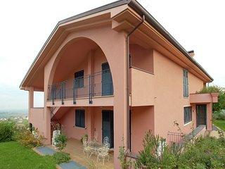 Modern  Holiday Home in Verucchio with Garden