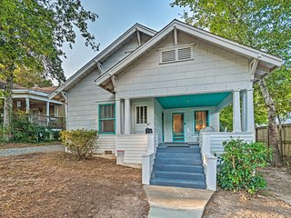 NEW! Quaint Hot Springs Home <2Mi to Bathhouse Row