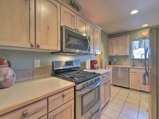 Angel Fire Townhome on Resort Golf Course!