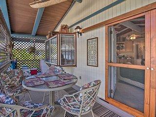 Cozy Home w/Lanai, 1Mi to Pahoehoe Beach Park