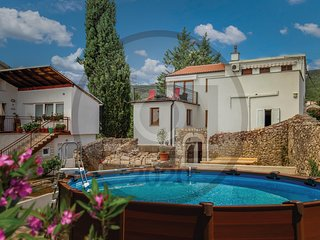 Stunning home in Selce w/ WiFi and 2 Bedrooms (CKC057)