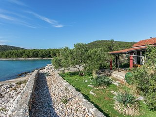 Former fisherman's house, simply furnished and located on Pasman Island