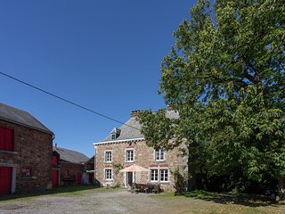Beautiful Farmhouse with Private Garden near Forest in Lorcé