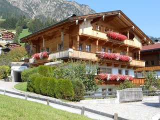 Cozy Apartment with Sauna in Alpbach