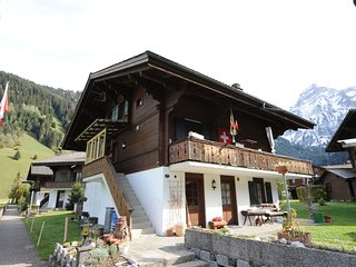 Stunning Apartment withTerrace in Lenk im Simmental