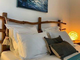 Océane  : suite standing avec spa privé 1 chambre