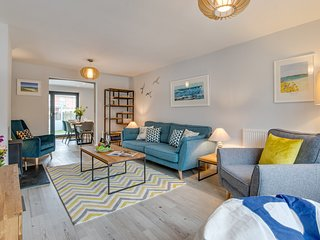 Cosy and comfortable holiday home in the centre of Padstow, close to the beach