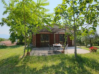 Beautiful apartment in a farmhouse with swimming pool, excellent restaurant