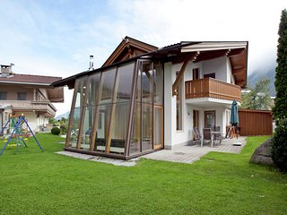 Lovely Chalet in Mayrhofen with Private Garden