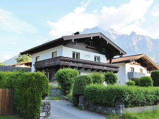 Peaceful Holiday house near Leogang with garden