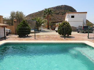 Nice home in Cartama w/ Outdoor swimming pool, WiFi and Outdoor swimming pool