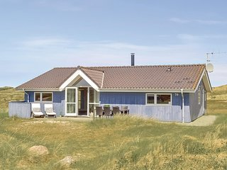 Awesome home in Hvide Sande w/ Sauna, WiFi and 3 Bedrooms (P62761)