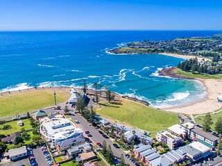 Oceanview Kiama Luxury Coastal Holiday Accommodation - New Bluewater Apartments