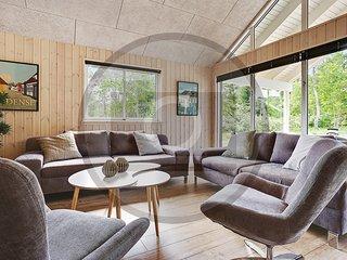 Stunning home in Nørre Nebel w/ Indoor swimming pool, Sauna and 8 Bedrooms