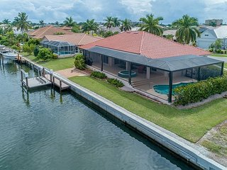 Updates!! Gorgeous Waterfront 3 Bed 2 Bath Home w/ Pool/Spa on Quiet Block!!