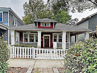 1916 Bungalow in Historic Wilmington - Near Wrightsville Beach