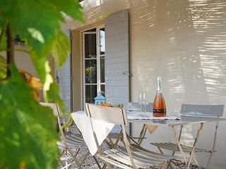 Cottage de charme Cezanne jardin climatisation  parking prox centre  Aix