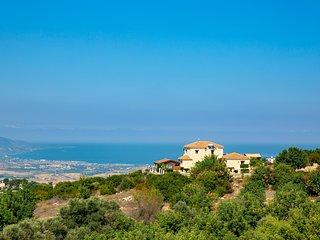 Peristerona Hills- Private 3 Bedroom Stone Villa with Amazing Views