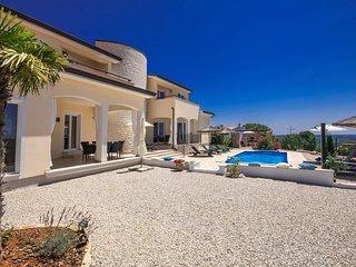 Luxus Villa Vista Fantastica mit Pool und Garten
