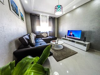 Modern apartment in the heart of Tangier