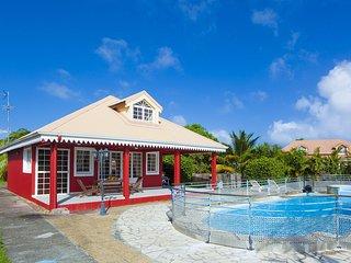 Villa à petit budget avec piscine partagée sur la route des plages - Cerise