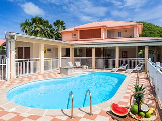Villa avec piscine privee sur la route des plages