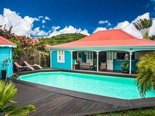 Villa romantique sur la route des plages