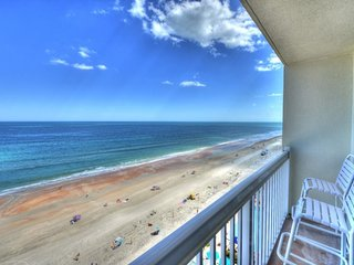 Daytona Beach Resort  - Oceanfront Studio - Sleeps 4