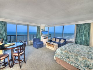 Daytona Beach Resort Corner Studio