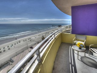 Wyndhams Ocean Walk Resort 1 Bedroom Oceanfront Suite