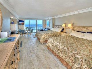 812 - Daytona Beach Resort - Oceanfront in the Tower !
