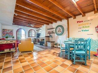 Lightbooking The Frida Kahlo house