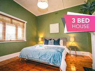 Treasure on Bagot-Free Wifi/Netflix-Close to CBD
