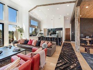Exquisite Modern Home With Koi Pond, Hot Tub, Near Basalt & 25 Min to Aspen!