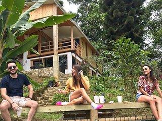 Cabana Guarumo de la Sierra