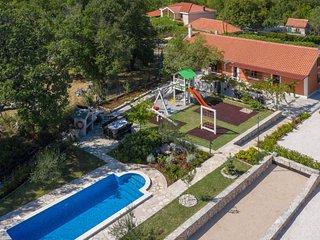 Villa Dalmatica moderna