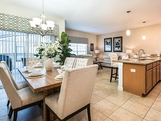 Enjoy Orlando With Us - Storey Lake Resort - Welcome To Cozy 4 Beds 3 Baths