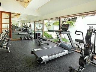 2BR Gym Private Villa + Breakfaat Uma Sapna