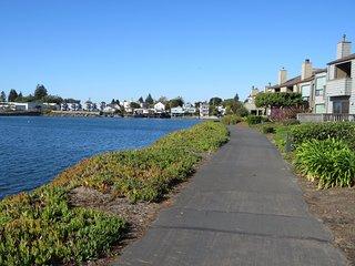 Beautiful Victorian on quiet tree lined street on Alameda Island