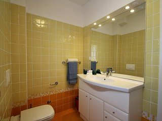 Two Bedroom Apartment Pezzi Yellow with Common Pool and Tennis Court