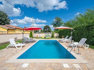 Villa Legovich with Private Pool in Central Istria