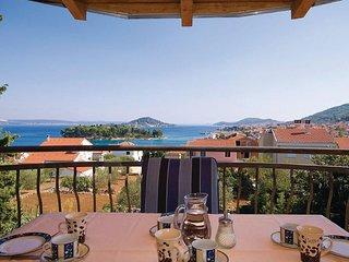 Holiday House Klarin with Sea View near Zadar