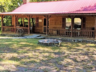Blanchard Cabin in the Woods ~ Accessible Privacy