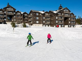 High standard apartment with best location. Genuine ski in - ski out. Paradise..