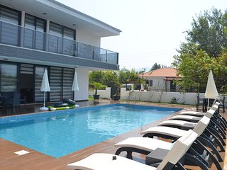 DELUXE RESIDENCE D1 all ensuite, private pool, free wi-fi, fully air conditioned