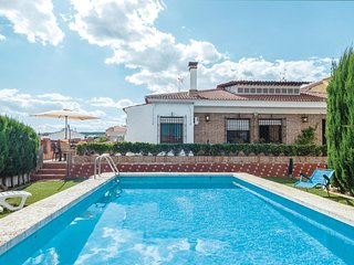 Beautiful home in Hornachuelos w/ Outdoor swimming pool, Outdoor swimming pool a