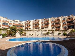 Apartamentos Vista Roja Sotavento terraza